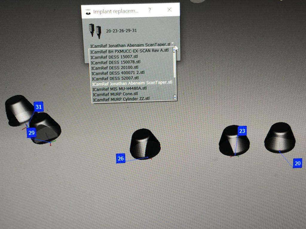 Jonathan  Abenaim MUA's and Powerball Screw now in iCam4D imetric library
